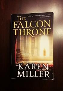 Readux_The Falcon Throne